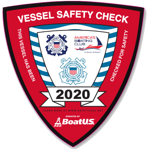 vessel safety check boatUS