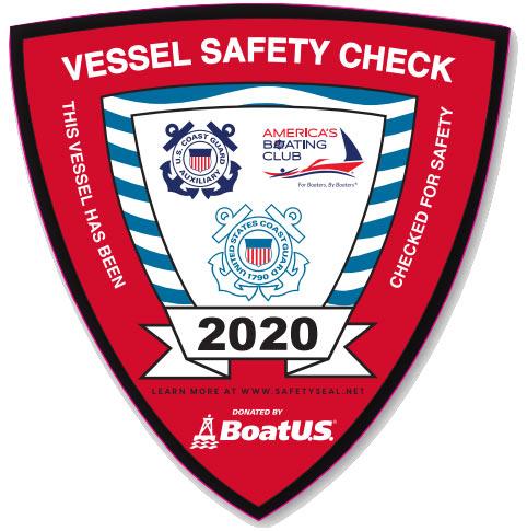vessel safety check boatUS